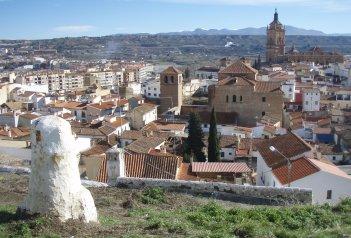 Andalusie, památky, přírodní parky a Sierra Nevada