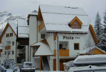 Apartmány Chalet Pinis