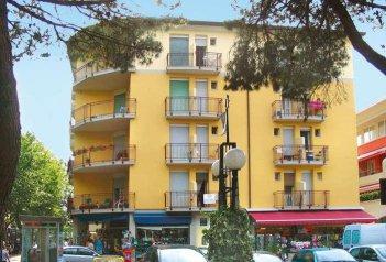 Apartmány Delfino - Bibione