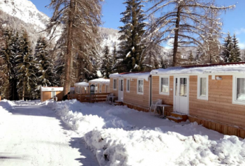 Apartmány Fiemme Village Camping & Resort - Itálie - Val di Fiemme - Bellamonte