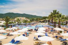 Aquis Sandy Beach Resort - Řecko - Korfu - Agios Georgios