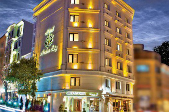 ARDEN CITY HOTEL - Turecko - Istanbul
