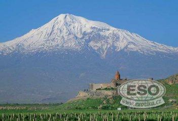 Arménie – Gruzie – Ázerbájdžán