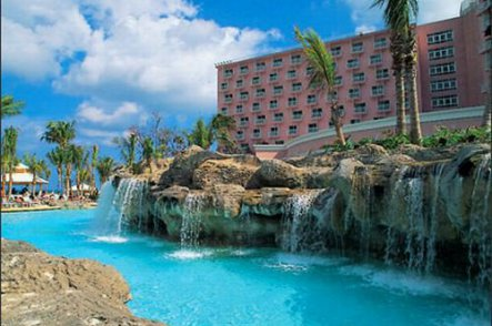 Atlantis - Beach Tower - Bahamy - Paradise Island