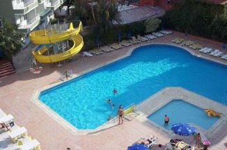 Avena Resort & Spa - Turecko - Alanya