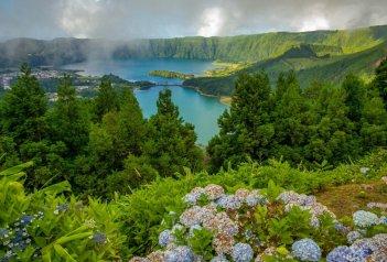 Azorské ostrovy – krásné místo na Zemi