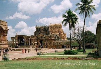 Barvy jižní Indie