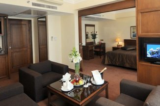 Best Western The President Hotel - Turecko - Istanbul