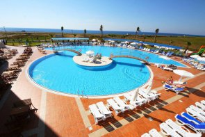 CENGER BEACH RESORT - Turecko - Side - Kizilot