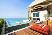 Centara Grand Mirage Resort - Thajsko - Pattaya - Wong Amat Beach