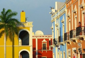 Cesta po Mexiku za poselstvím Aztéků a Mayů
