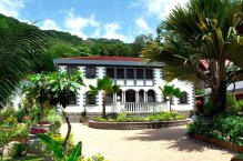 Chateau St Cloud - Seychely - La Digue