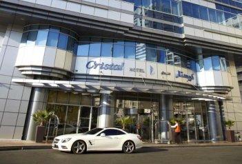 CRISTAL HOTEL ABU DHABÍ