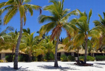 CROWN BEACH RESORT - Cookovy ostrovy - ostrov Rarotonga