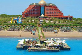 Recenze DELPHIN PALACE