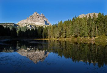 Dolomity turisticky