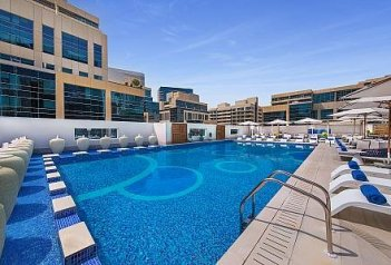 Double Tree by Hilton Dubai Business Bay - Spojené arabské emiráty - Dubaj