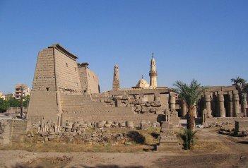 Egypt - lodí po Nilu s pobytem u moře