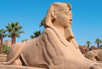 EGYPTSKÉ CHRÁMY – PLAVBA PO NILU