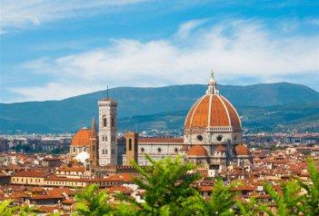 Florencie - Řím - Tivoli, poklady Itálie a UNESCO