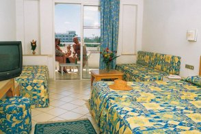 GOLF RESIDENCE - Tunisko - Port El Kantaoui