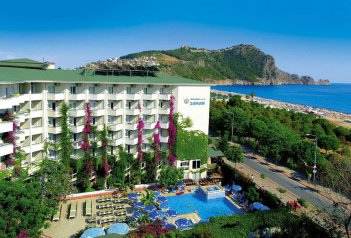 Grand Zaman Beach - Turecko - Alanya