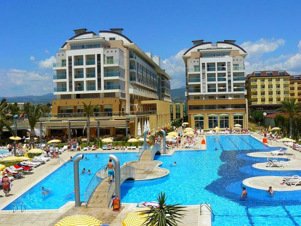 Hedef resort hotel spa turecko konakli new for Hotel spa nueva castilla