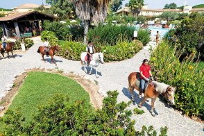 Horse Country Resort Congress and SPA - Itálie - Sardinie - Arborea