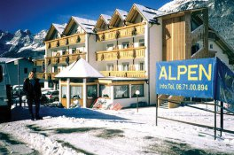Hotel Alpen - Itálie - Paganella - Andalo