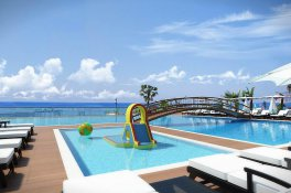 Asia Beach Resort - Turecko - Alanya