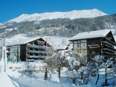 Hotel Best Western Alpen Resort