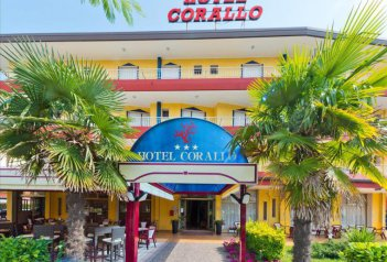 Hotel Corallo - Itálie - Caorle - Eraclea Mare