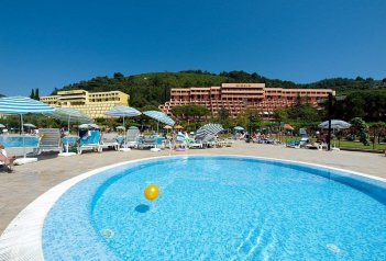 HOTEL HEDERA MIMOSA - Chorvatsko - Istrie - Rabac
