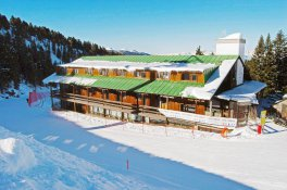 Hotel Sporting - Itálie - Val di Fiemme - Cavalese