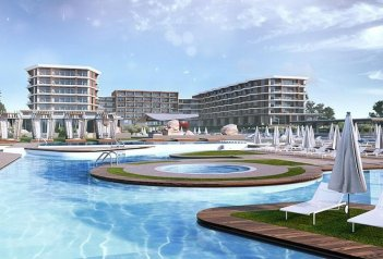 Hotel Wave Resort - Bulharsko - Pomorie