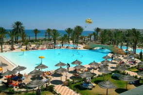 Houda Golf and Beach Club - Tunisko - Monastir