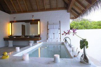 Island Hideway At Dhonakuhli Spa Resort - Maledivy - Atol Haa