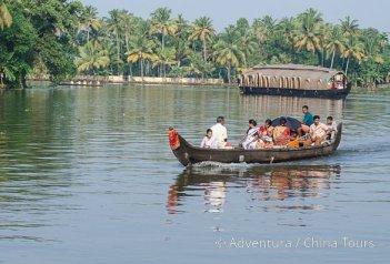 Jižní Indie pro malé cestovatele