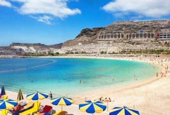 Kanárské ostrovy - Gran Canaria - Výlety + koupání na Playa del Inglés