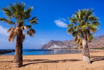Kanárské ostrovy Tenerife s výletem na ostrov La Gomera