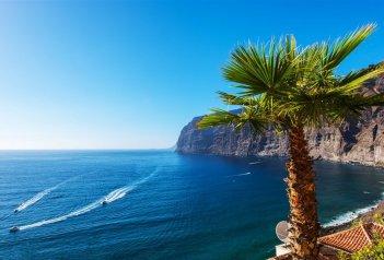 Kanárské ostrovy - Tenerife - Puerto de la Cruz + pobyt u moře