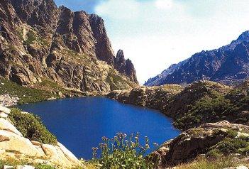 Korsika, rajský ostrov