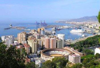 Krásy jižního Španělska letadlem (putování Andalusií) 8 dní