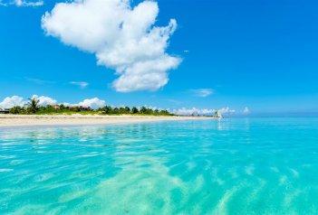 KUBA - karibský ráj, koupání na Playa Ancón a Varadero
