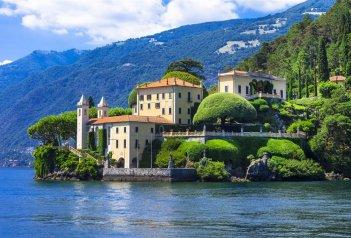 Rozkvetlá italská jezera - Lago Maggiore, Lago di Como a Lago D´Orta
