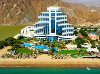 Le Meridien Al Aquah Beach Resort