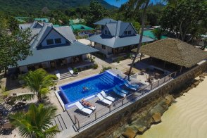 Hotel Le Nautique Luxury Waterfront - Seychely - La Digue