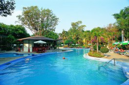 Loma Resort & Spa - Thajsko - Pattaya - Wong Amat Beach