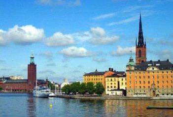 Metropole Skandinávie - Dánsko,Švédsko,Finsko,Estonsko,Lotyšsko
