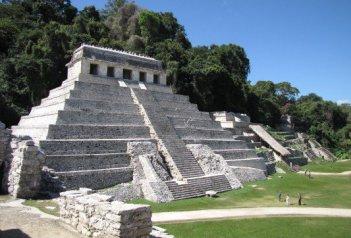 Mexiko - velký okruh